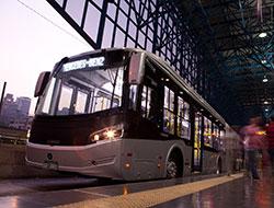 Создан быстрозарядный электроавтобус
